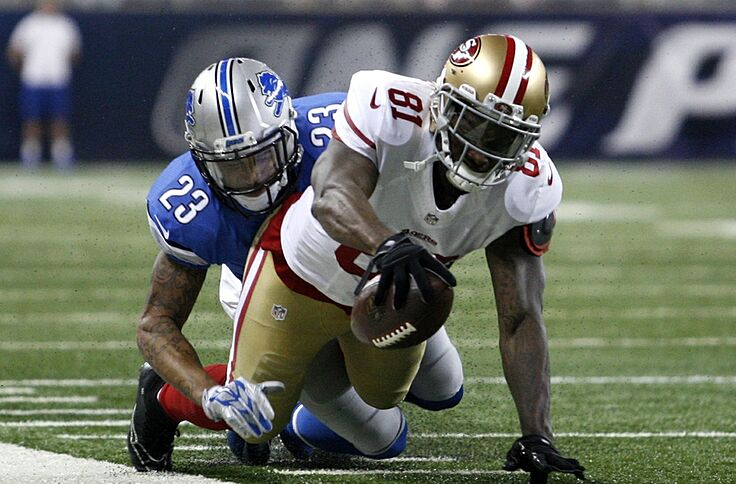 Detroit Lions Sign Anquan Boldin As Training Camp Looms
