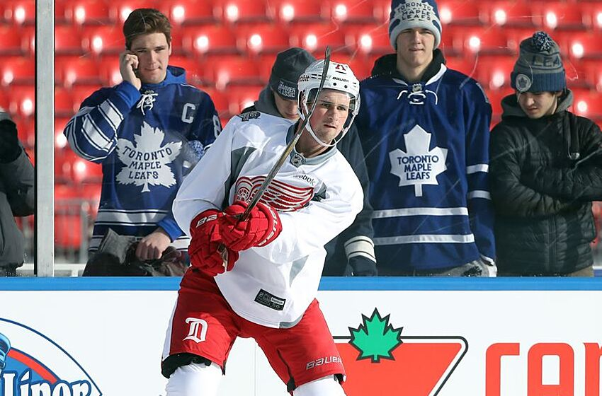 80d016c75 Detroit Red Wings at Maple Leafs: Game Time, TV, Radio, Live Stream