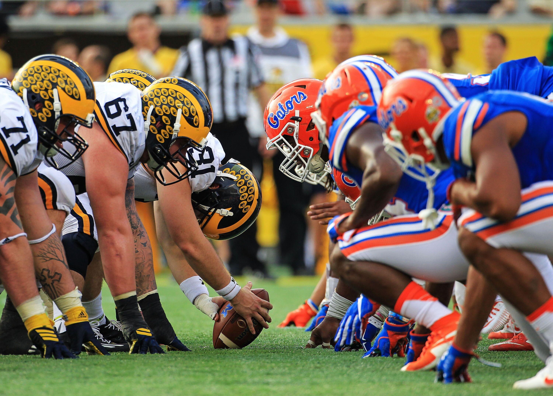 Michigan Football Vs Florida Game Time Tv Radio Live Stream