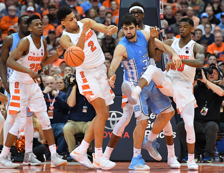 Asu Basketball How Asu Can Bust Cuse Zone Defense
