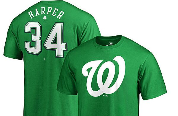 390d63fc034 Washington Nationals Gift Guide: 10 must-have Bryce Harper items