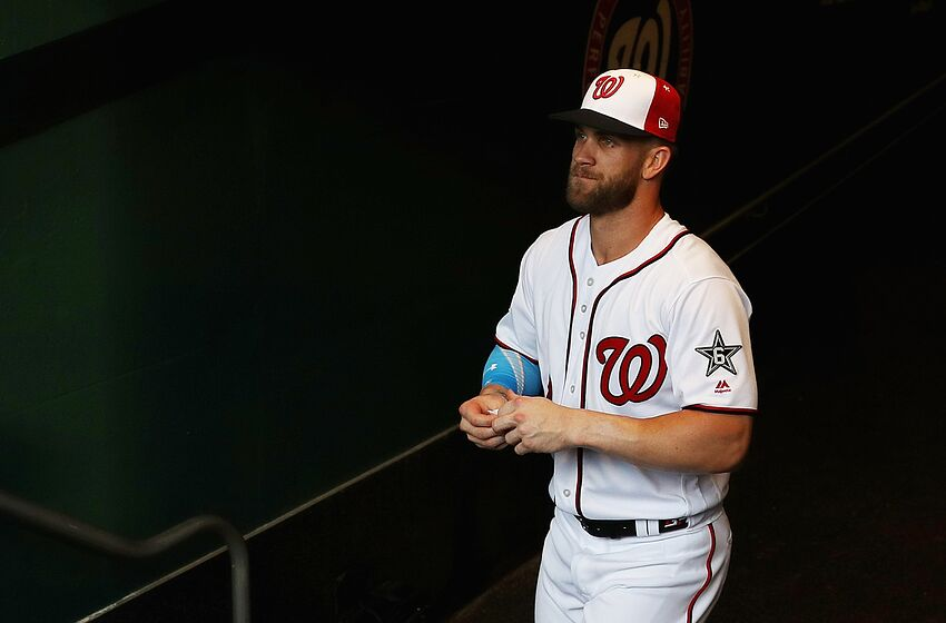 5b0f6eeed2e Nationals Rumors  Ownership may match Phillies  bid for Bryce Harper