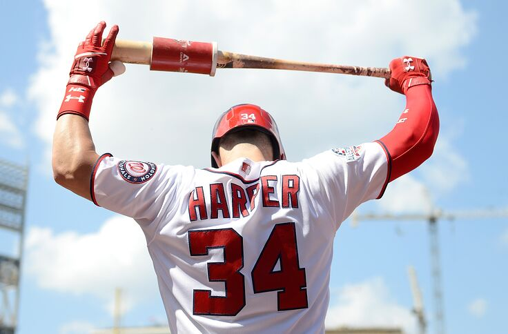 Nationals Rumors Momentum Building Towards Bryce Harper Return