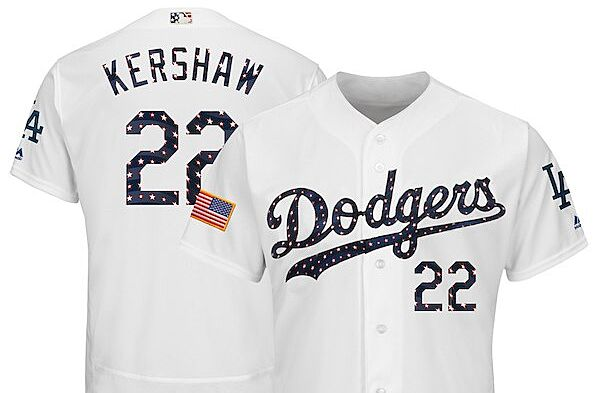 huge discount 2027a f8a31 Get ready for July 4 with Los Angeles Dodgers gear