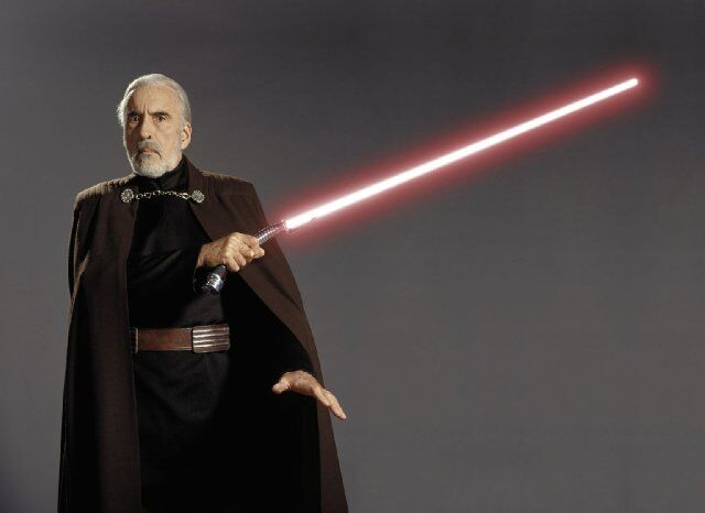 he Man Who Was Count Dooku – Sir Christopher Lee