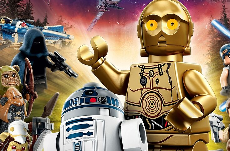 Get Lego Star Wars Droid Tales On Dvd Today