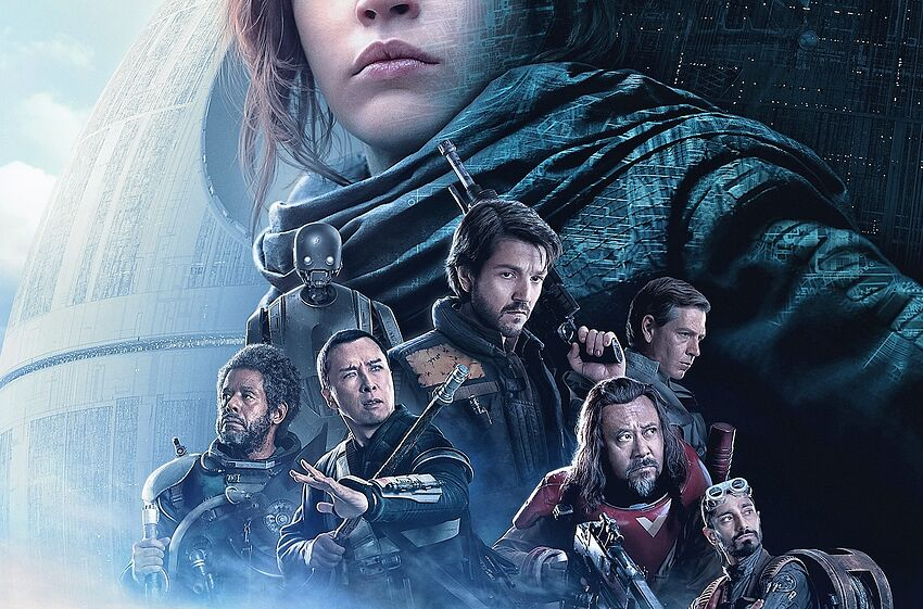 Movie Review: Rogue One: A Star Wars is Strong with the Force