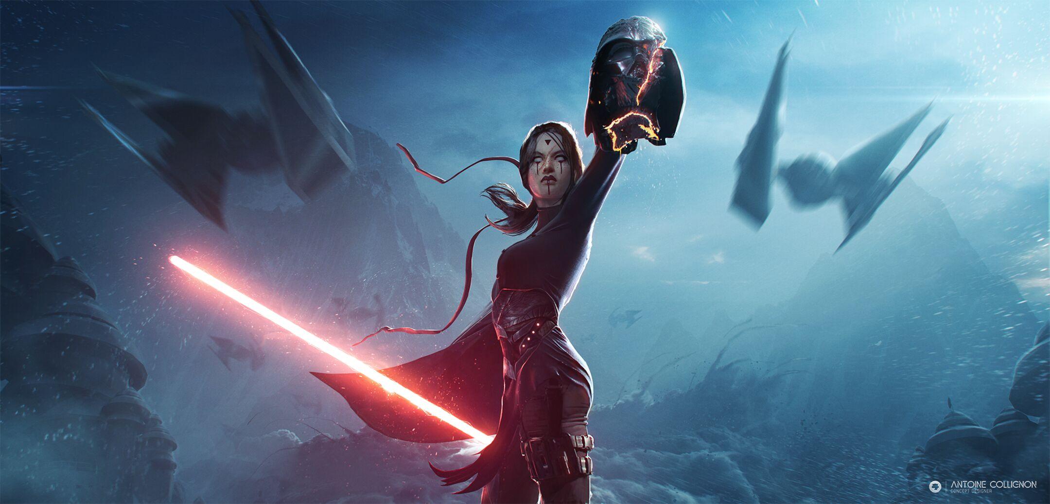 Star Wars Rumors: Mara Jade Rey's Mother Star Wars