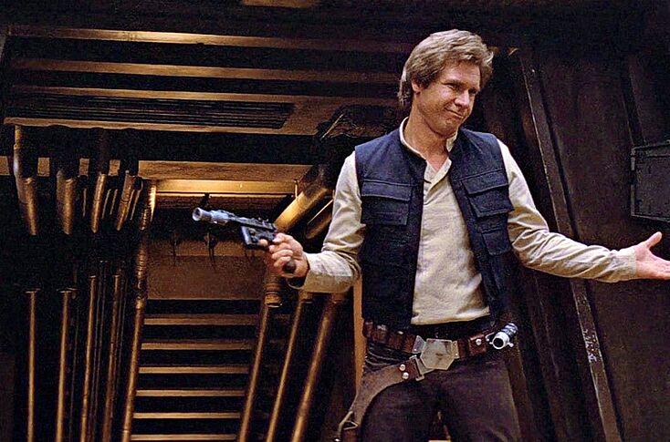 1d3b60c0f Han Solo: 5 reasons we love a scruffy looking, nerf herder