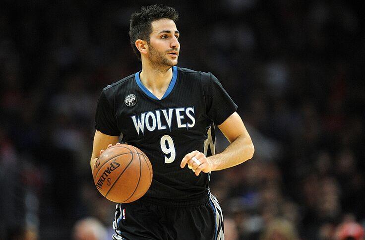 on sale ecc52 4df26 Timberwolves Rumors: Ricky Rubio 'readily available'?