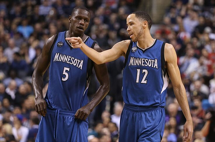 quality design 8946d 711bd Timberwolves Player Review: Tayshaun Prince