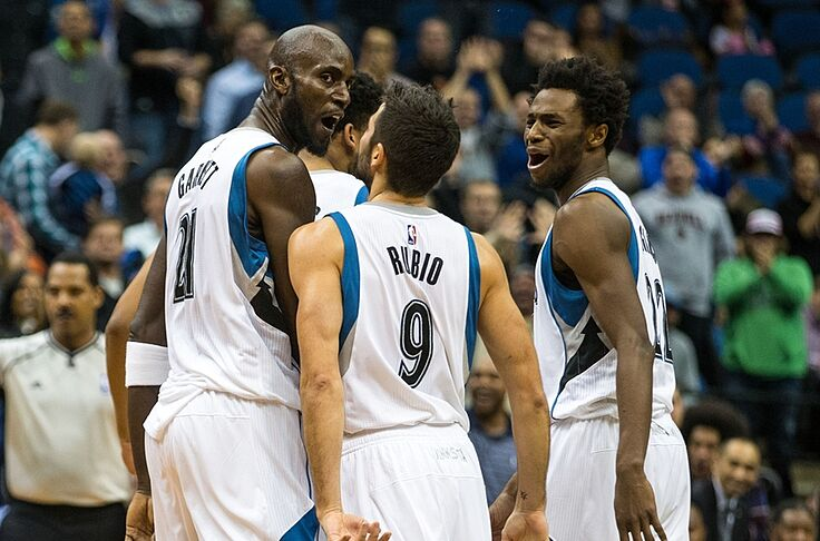 The Value of Kevin Garnett to the Timberwolves ec8ba1122