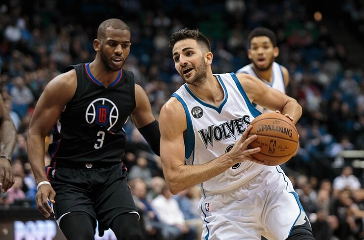 new concept 35fa1 35e61 Ricky Rubio's value to the Timberwolves
