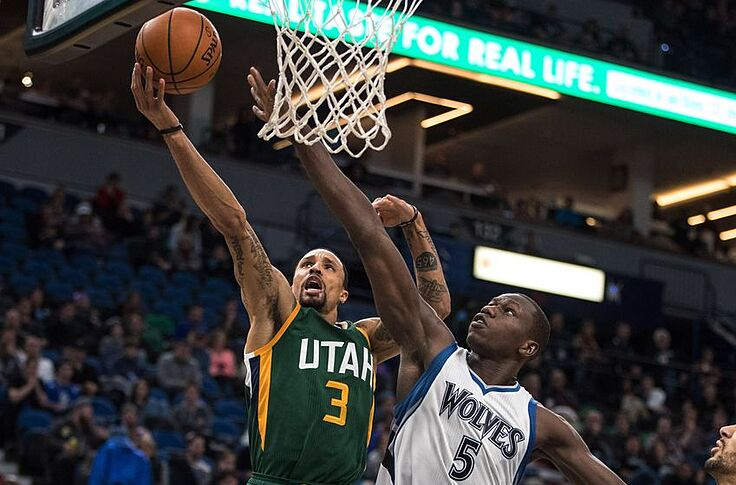 0c9ad3ab3 Timberwolves Wrap  Late collapse to Jazz