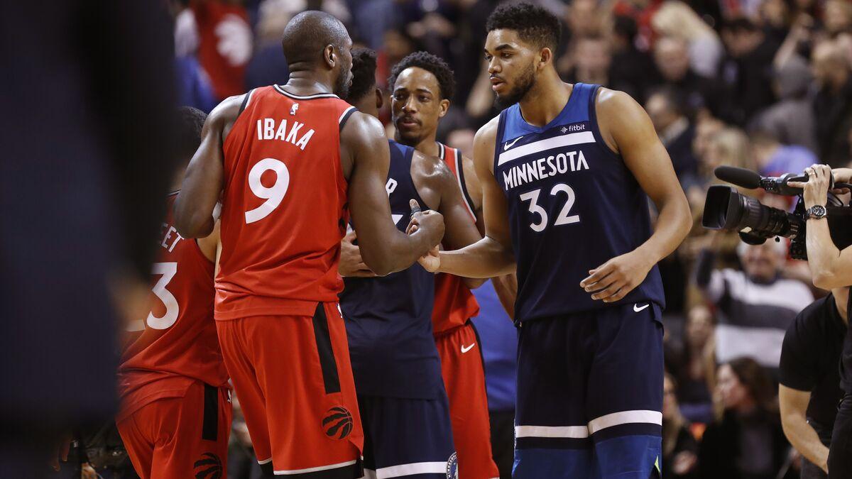 Minnesota Timberwolves: Idea for 3-team trade with Orlando and Toronto