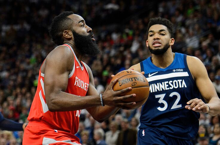 19d13adfe4ee Minnesota Timberwolves vs. Houston Rockets  3 things to watch