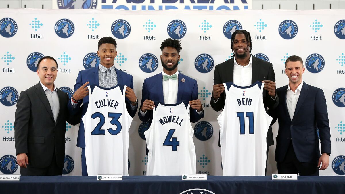 How Gersson Rosas is setting up the Minnesota Timberwolves' future
