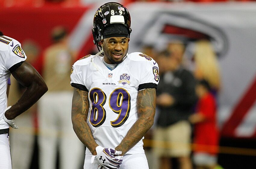 Steve Smith Sr.  Could The Ravens Live Without Him  f1632aabada7