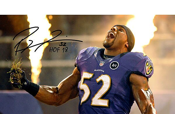 e217530a5192 Baltimore Ravens Gift Guide  10 must-have Ray Lewis items