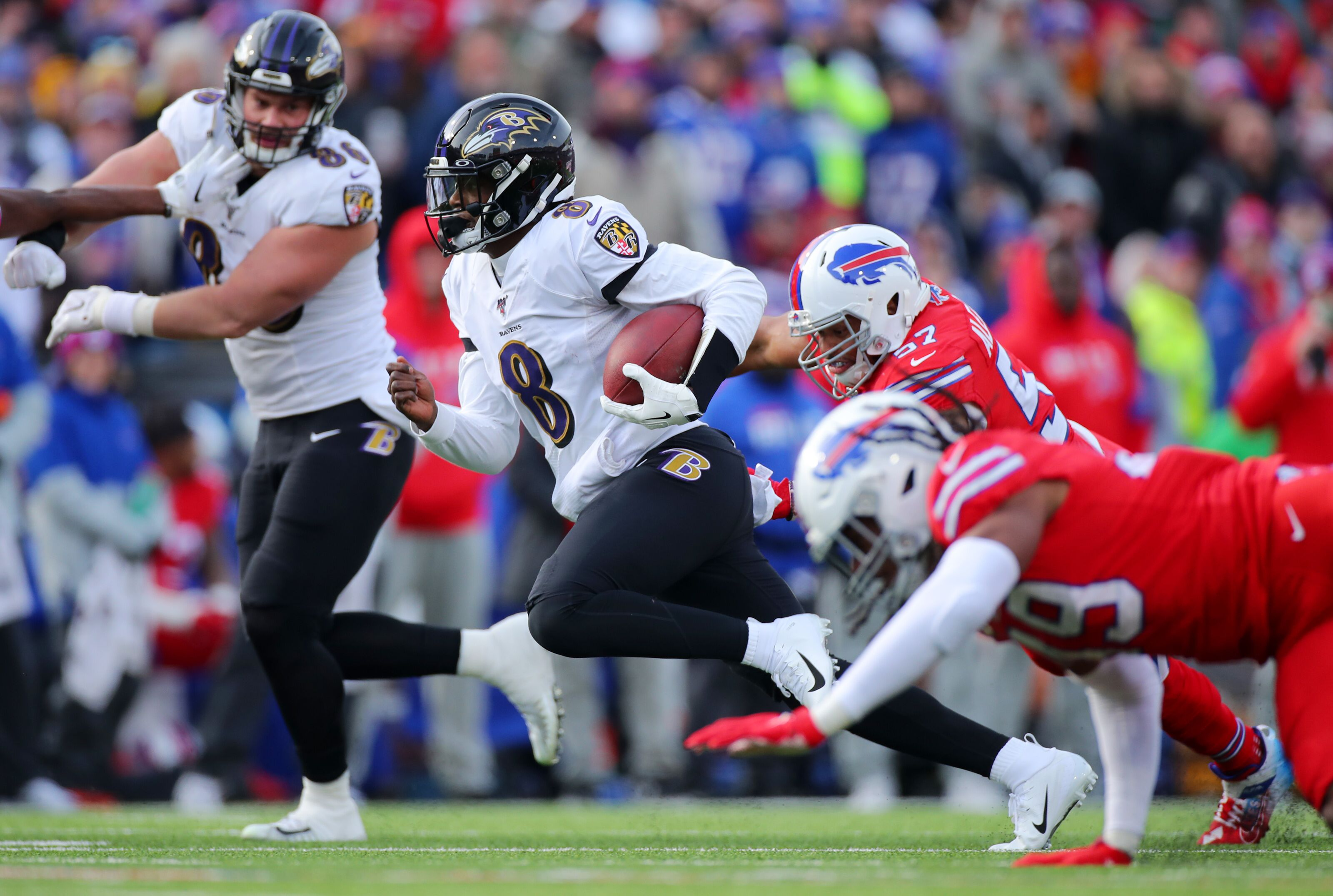 Baltimore Ravens offense has some housekeeping to do