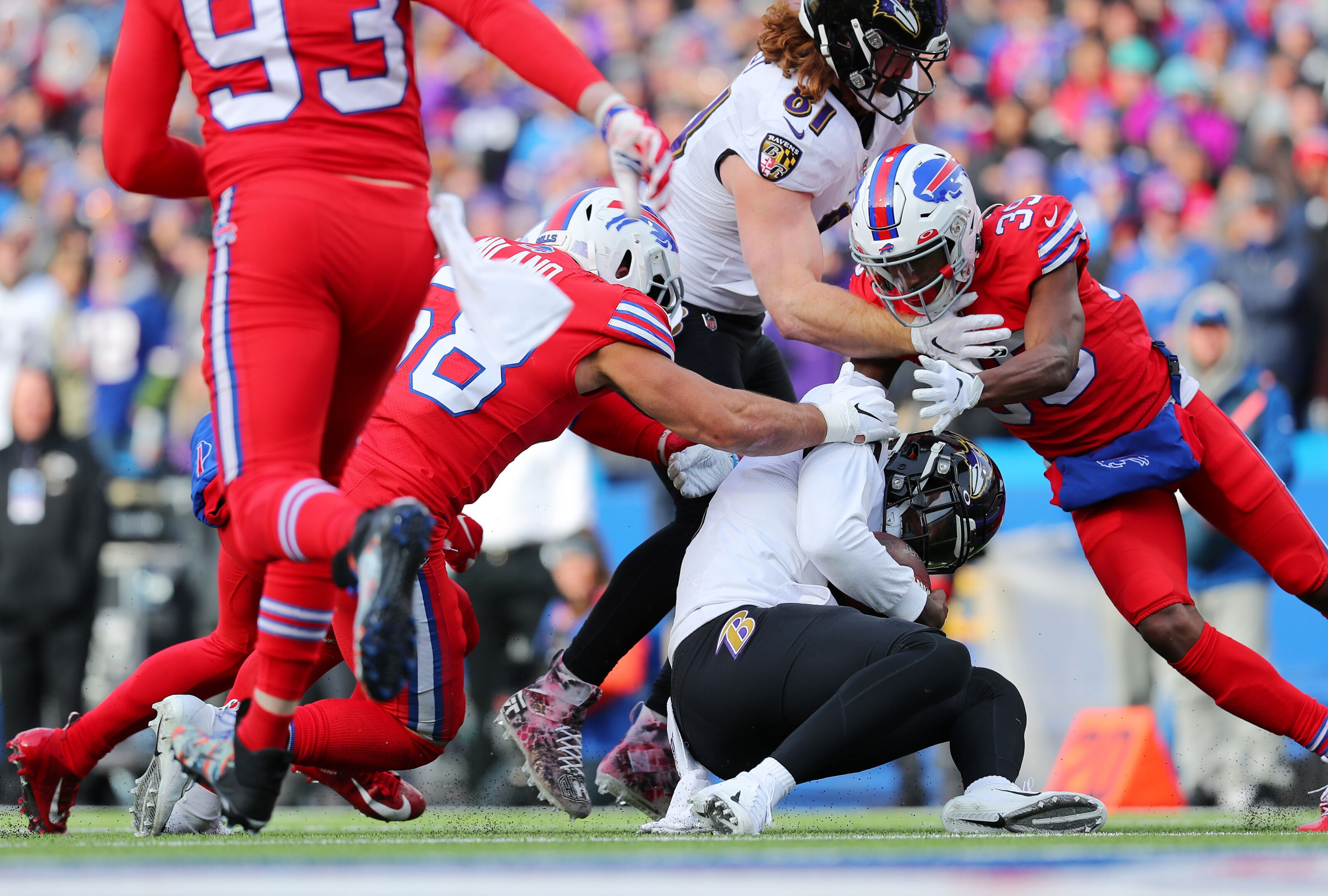 Ravens beat Bills: The good, bad and the ugly