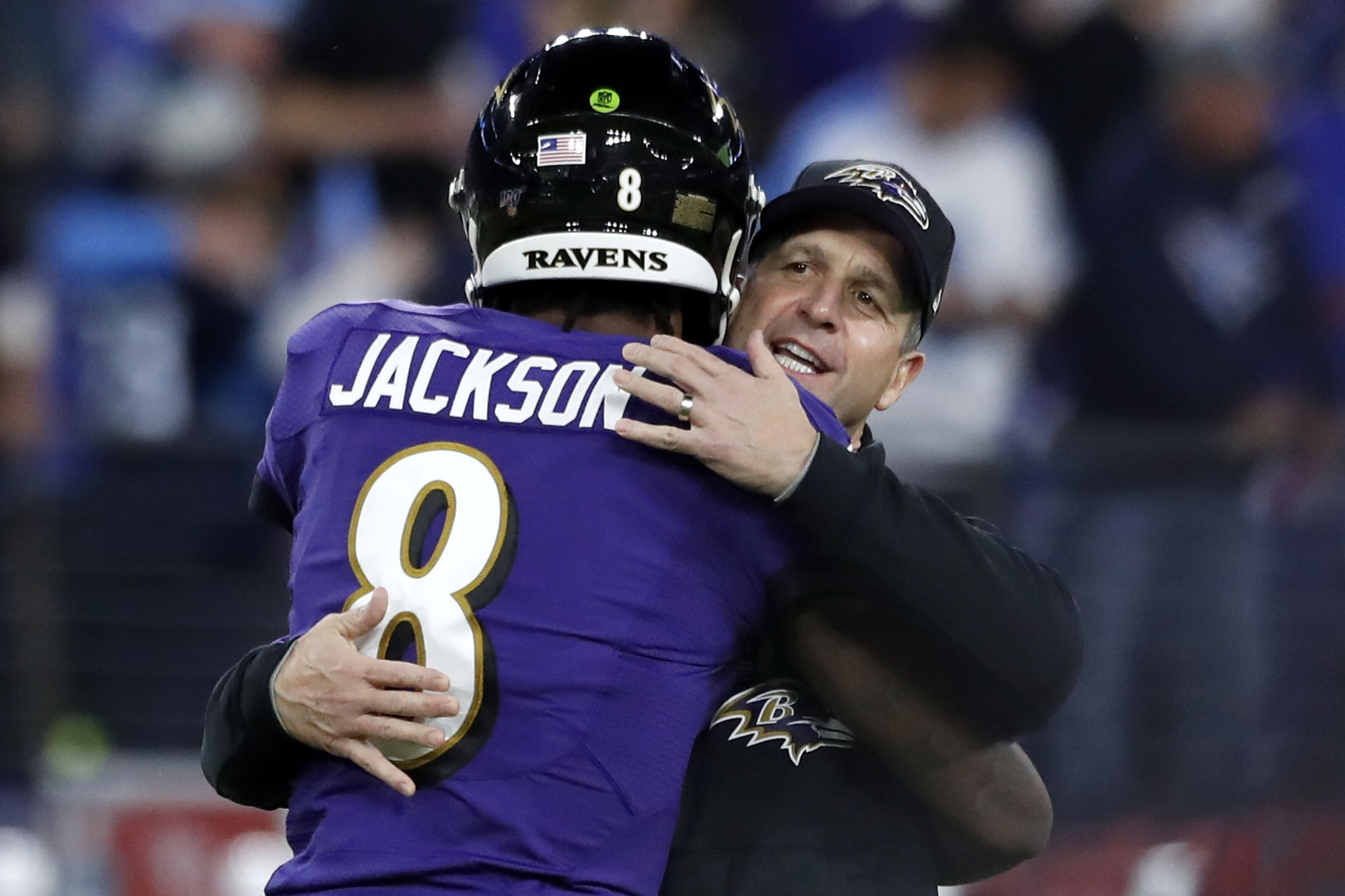 Why the Baltimore Ravens could have just been a year away