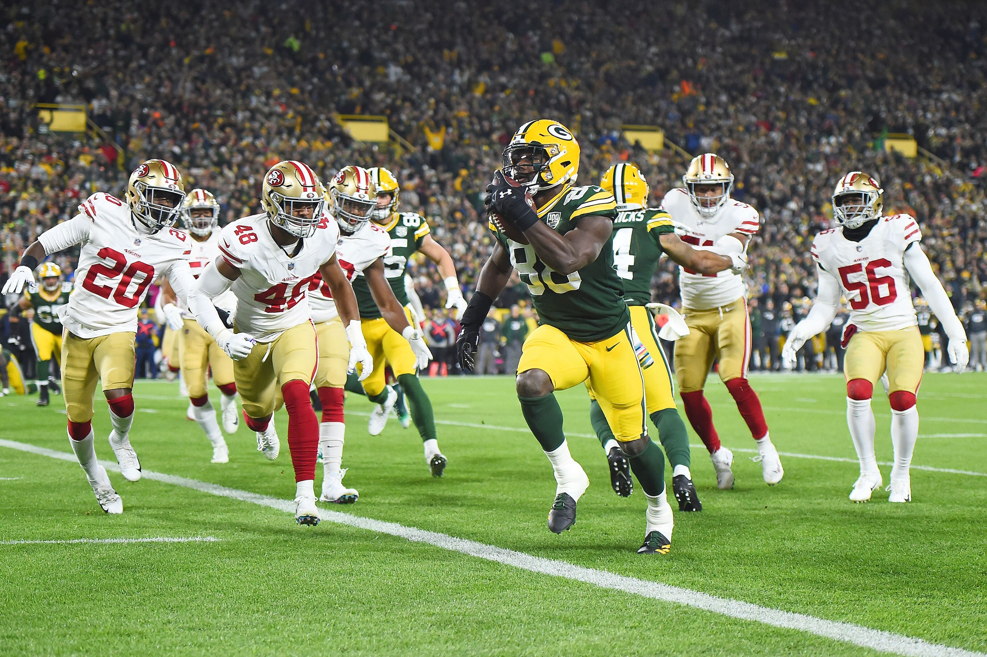 Baltimore Ravens Trade For Running Back Ty Montgomery