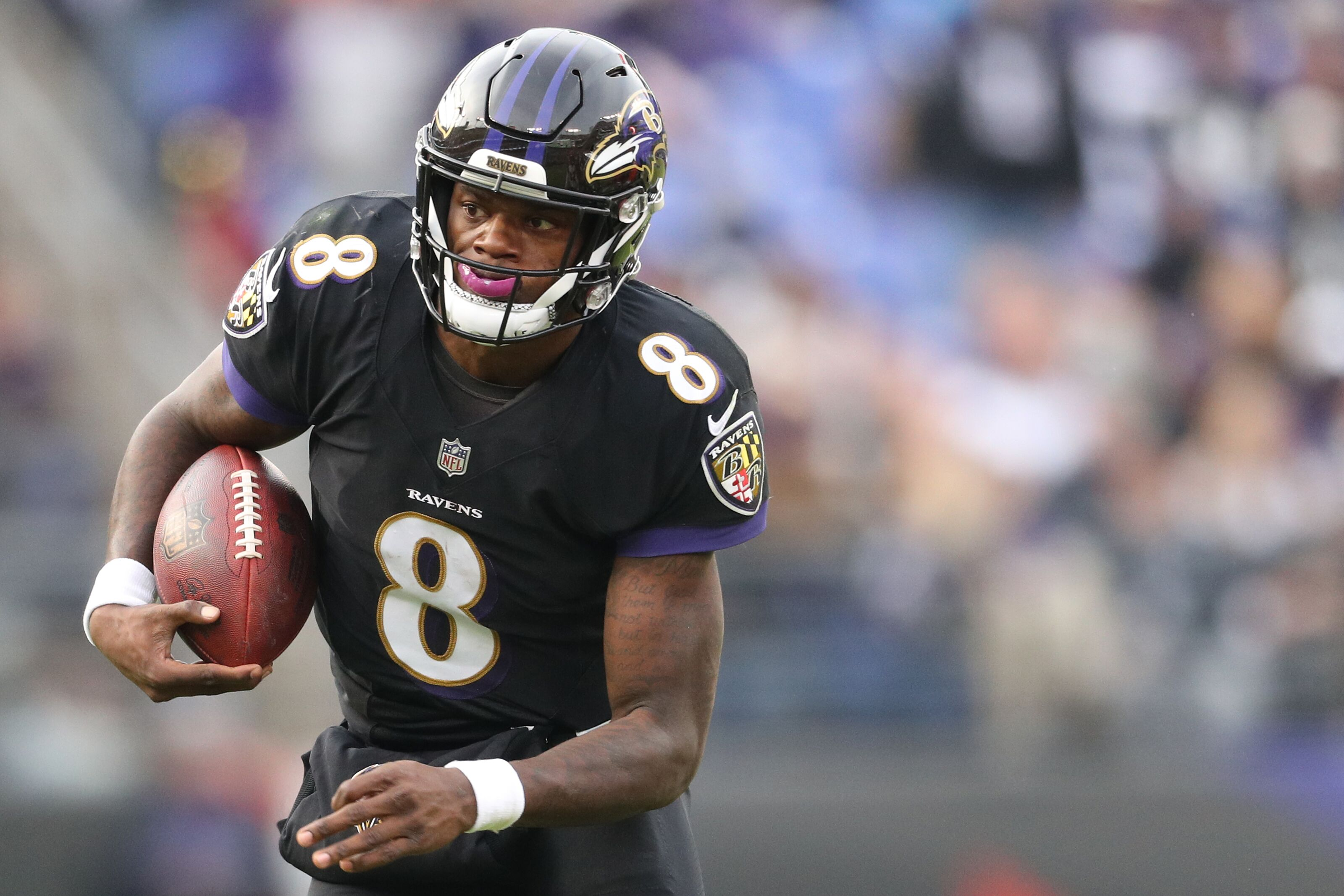 Image result for lamar jackson ravens