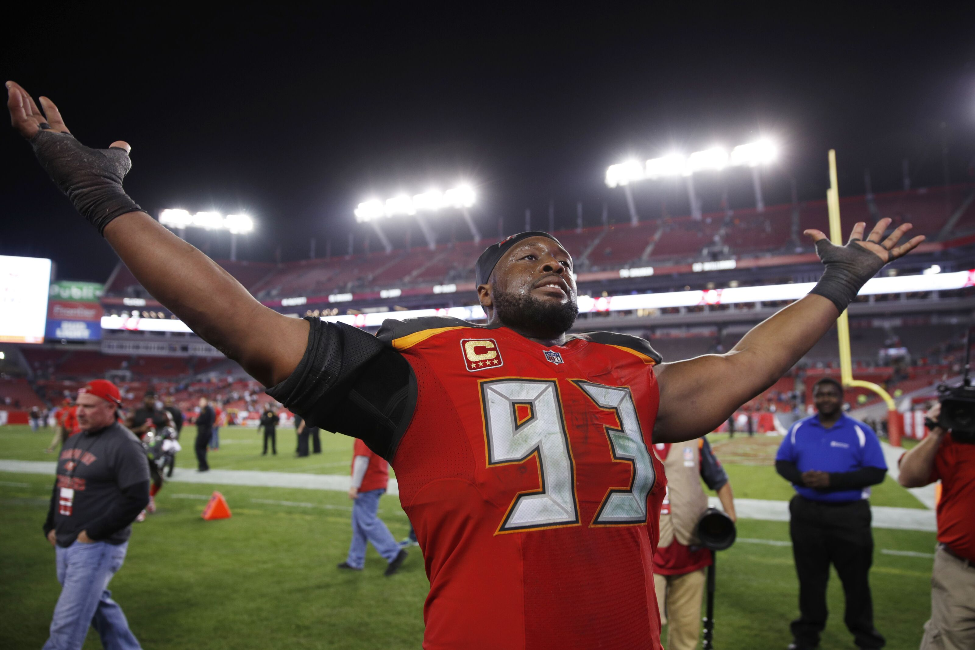 Gerald McCoy would be key addition to Ravens defense