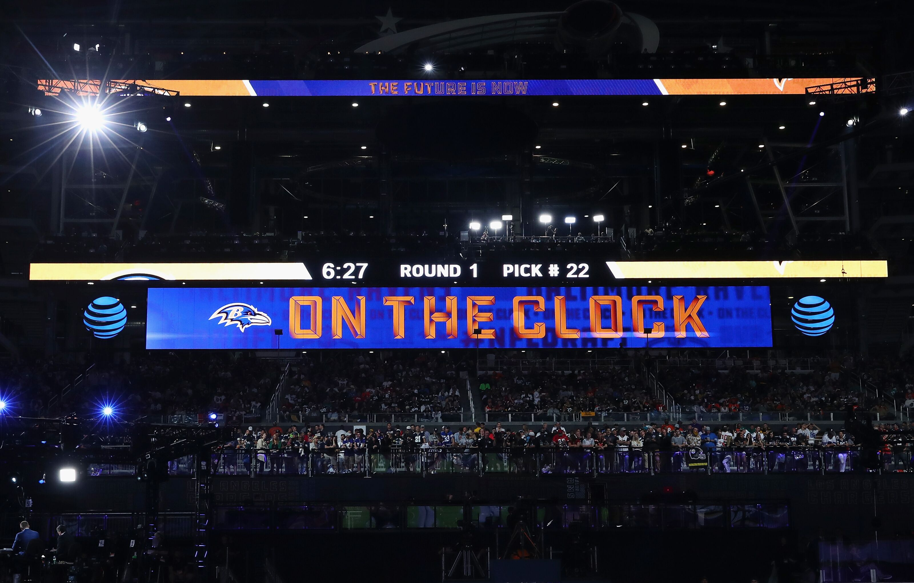 2019 NFL Draft: Predicting the Ravens top 1st round targets