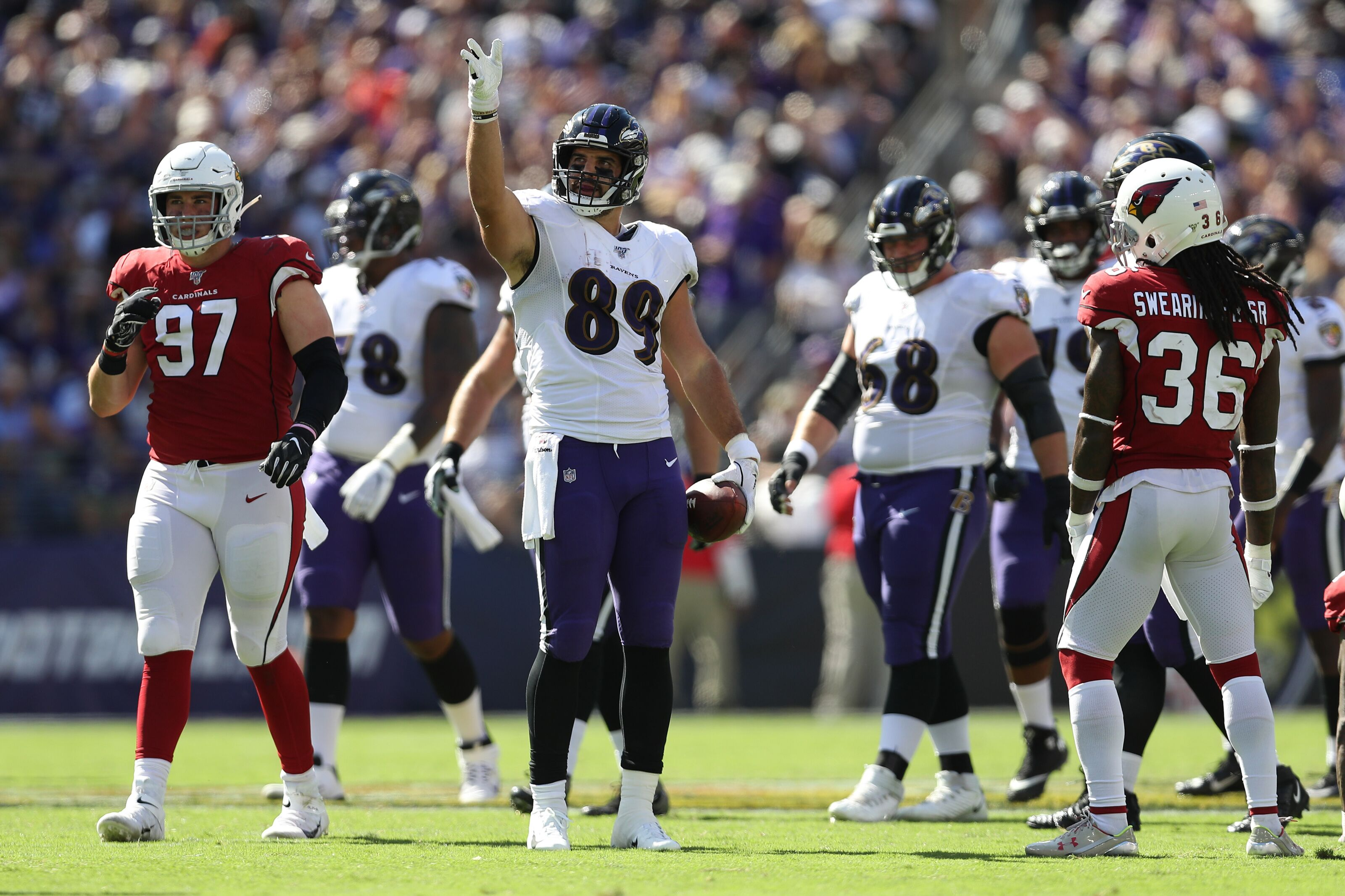 3 questions facing Ravens in battle with the Chiefs