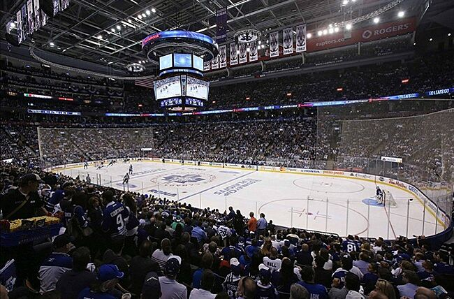 a2bee9f4464 Dynamic Pricing Plan For Leafs Tickets - Editor In Leaf - A Toronto ...