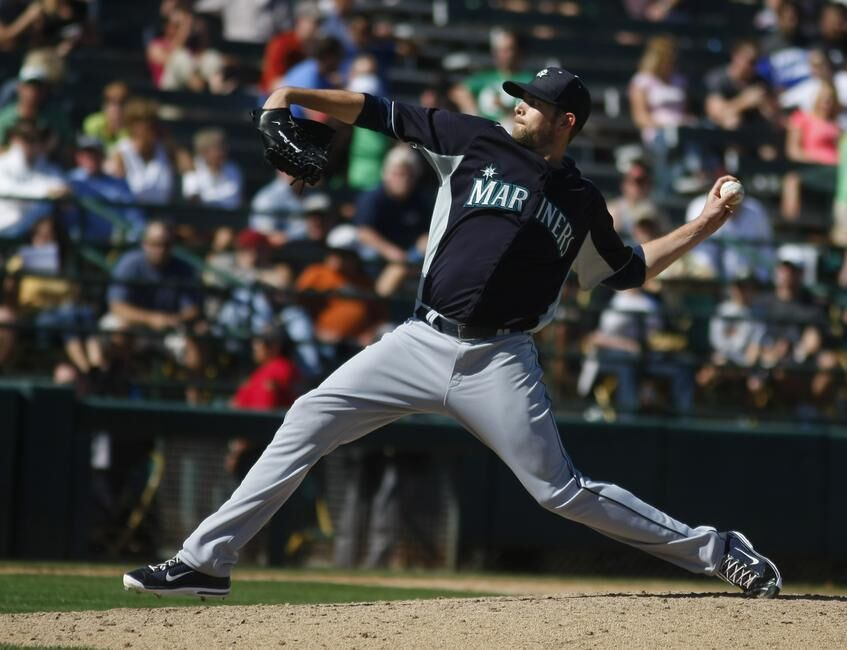 Seattle Mariners News: James Paxton Hurt