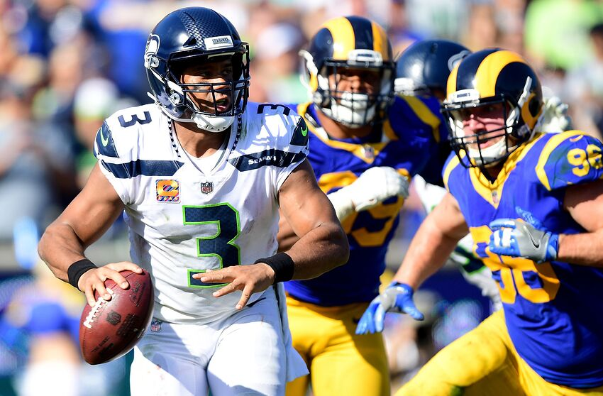 b3c3cb5c11e Seattle Seahawks  Studs and Duds of week 9 vs the Rams