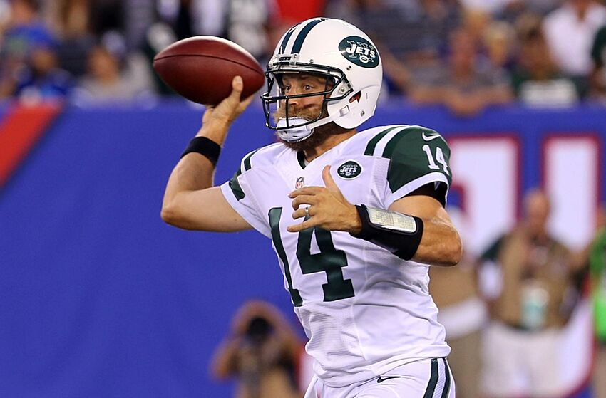 454a1bc8ffa New York Jets: First-Team Offense Impresses Against New York Giants