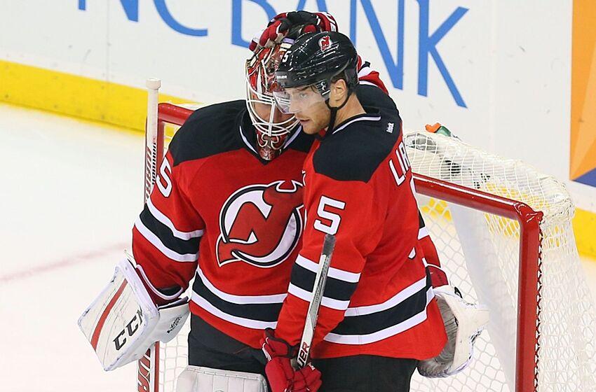 New Jersey Devils  Cory Schneider Will Miss Adam Larsson 4d71e471b