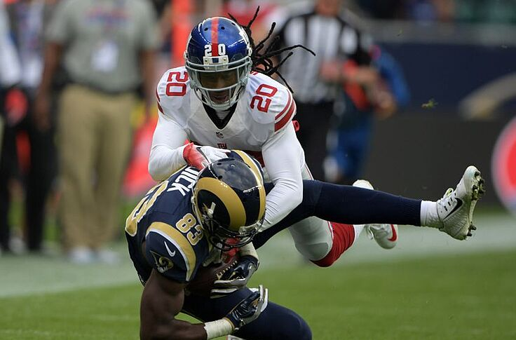 New York Giants Injury Report Janoris Jenkins Expects To