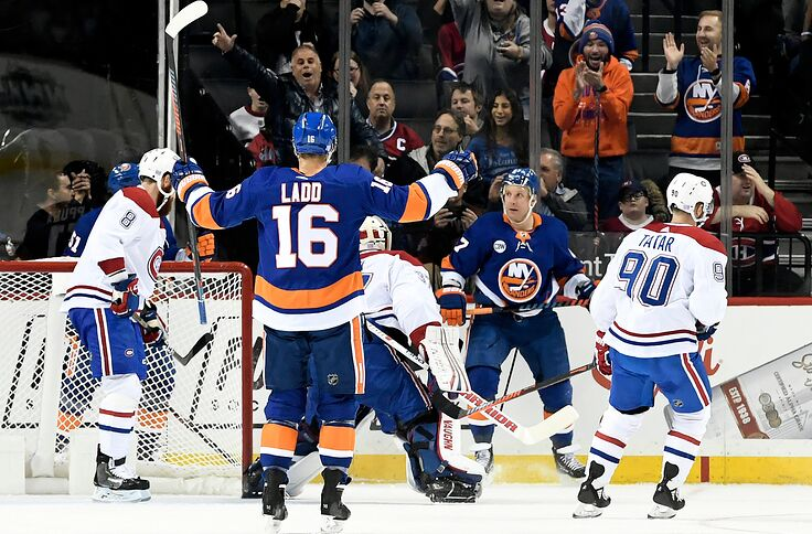 detailed pictures 2fa6b d5083 New York Islanders: Breaking down Andrew Ladd's unfortunate ...