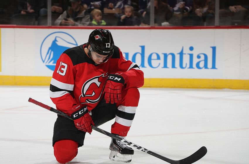 79bcb4b56 New Jersey Devils: Nico Hischier emerges to prove why he will always ...