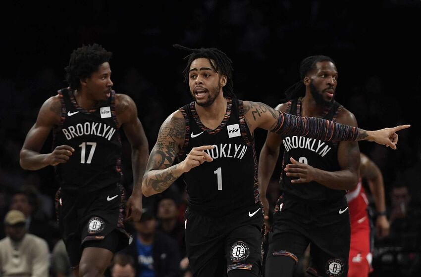 e4bdebbc4 Brooklyn Nets  The Nets are rolling behind the core of their future
