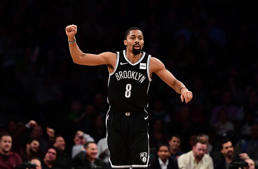9d1fb68cf518 Brooklyn Nets  Losing Spencer Dinwiddie is going to teach us a lot ...