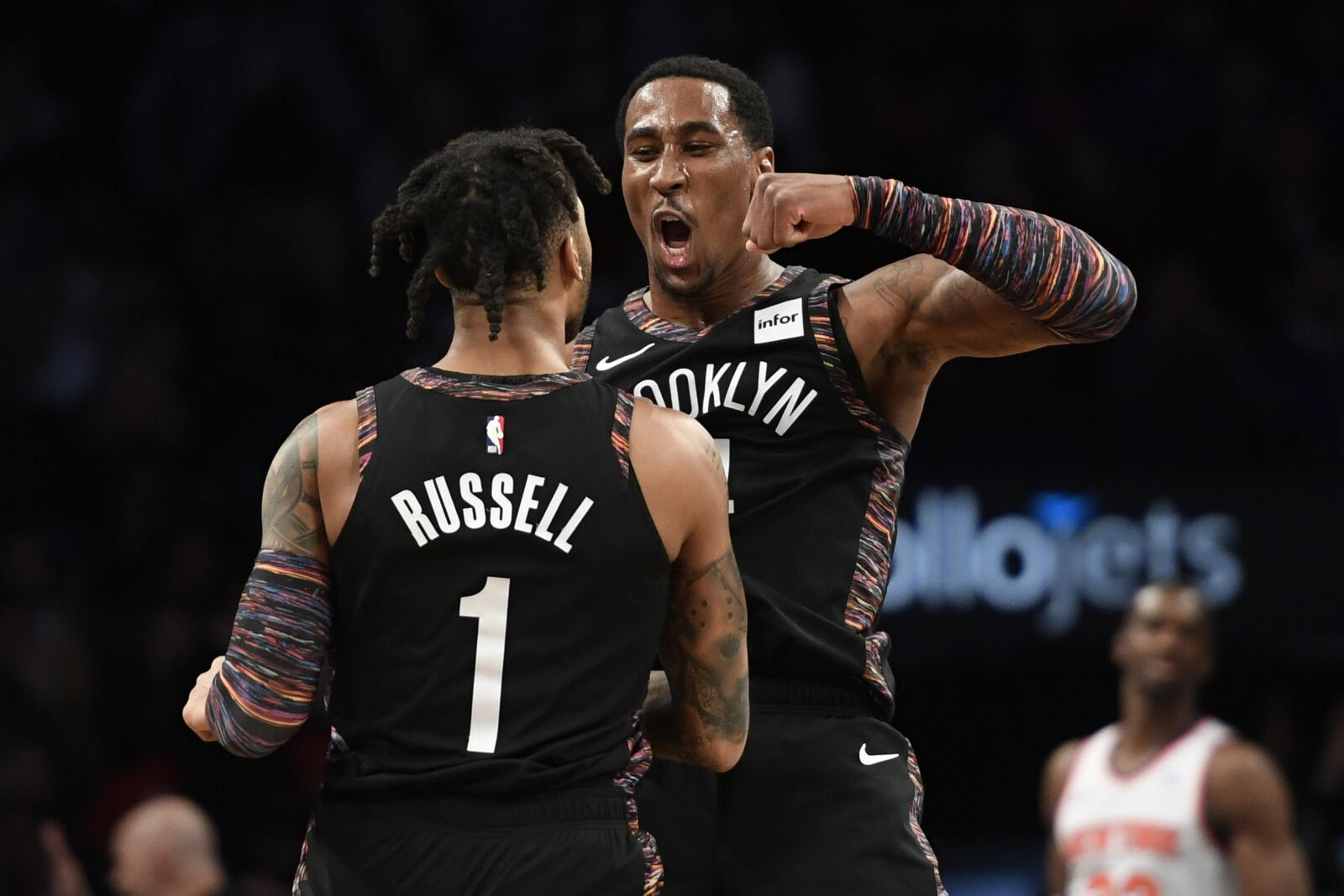 Brooklyn Nets: Nets still have...