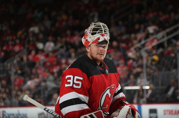 new product 221ea 076c5 New Jersey Devils: Cory Schneider faces a make or break season