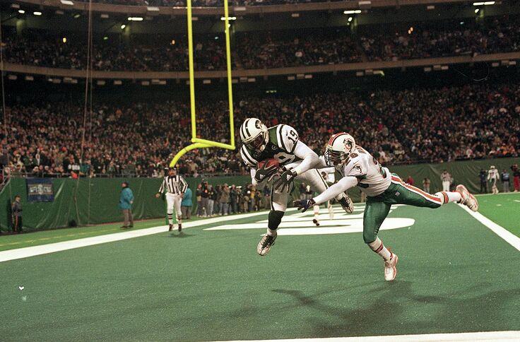 huge selection of 2baa4 f6013 New York Jets Memories: Keyshawn Johnson and Wayne Chrebet