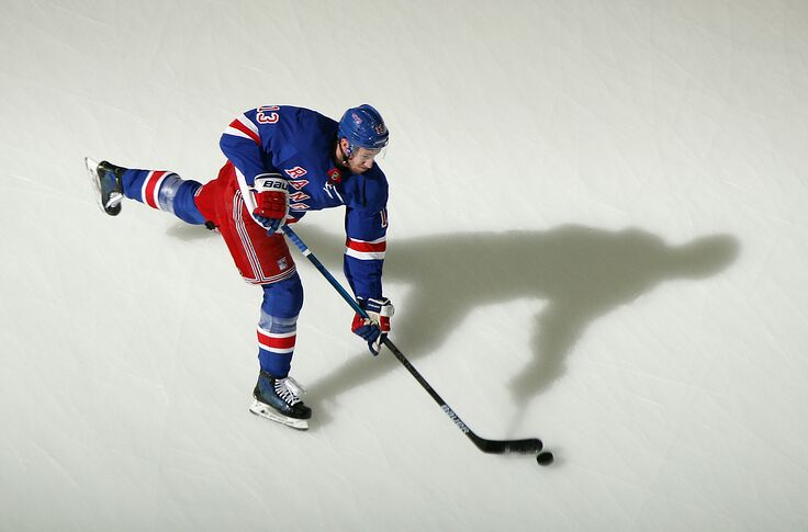 wholesale dealer 1dddb b3a13 New York Rangers close to horrible trade involving Kevin Hayes