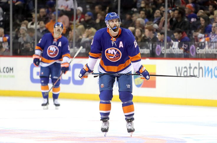 hot sales 4ec7e d78ee New York Islanders: Andrew Ladd, in every way, is a problem