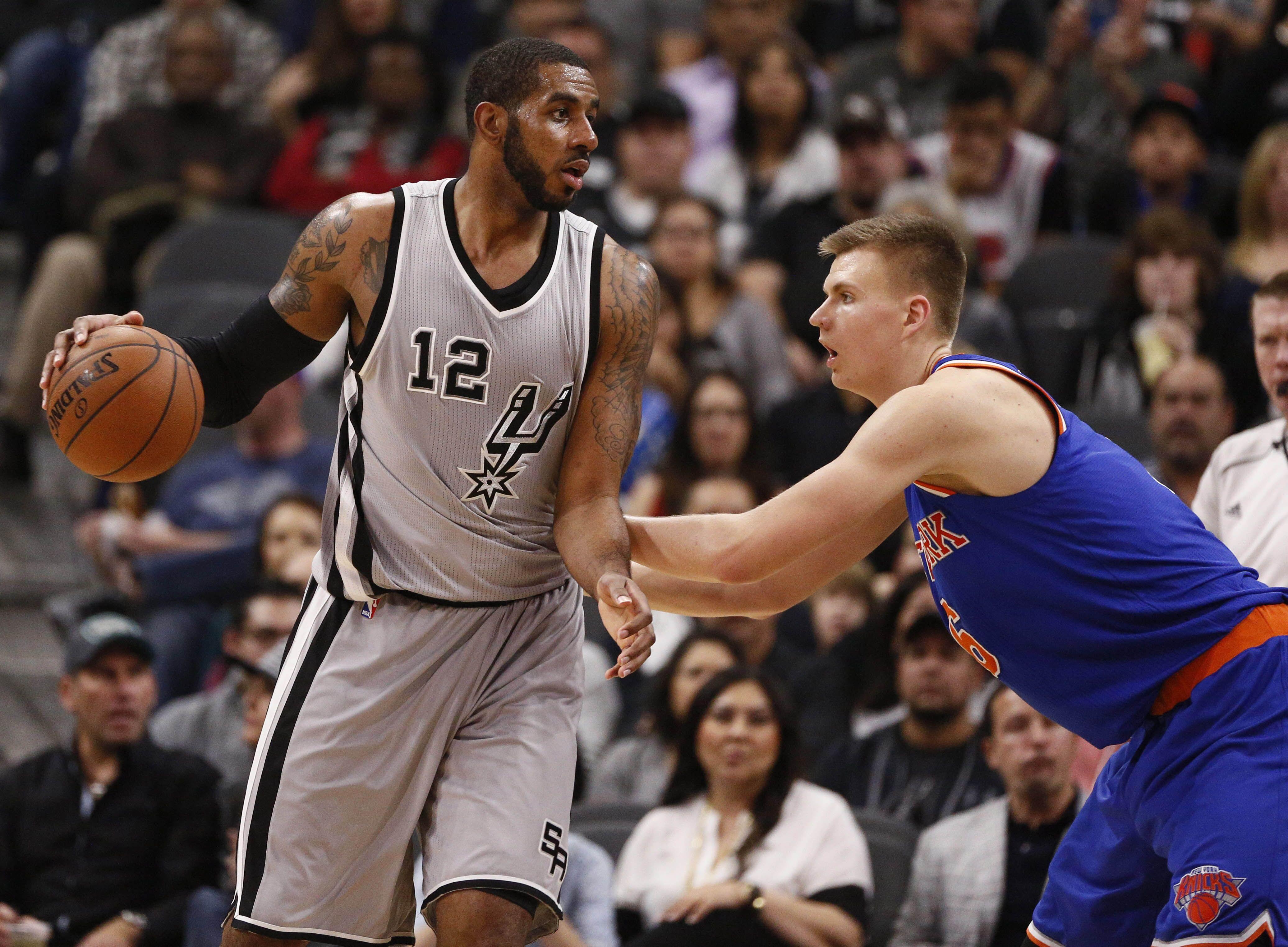 Spurs Vs Knicks Detail: San Antonio Spurs Vs New York Knicks Live Stream: Watch