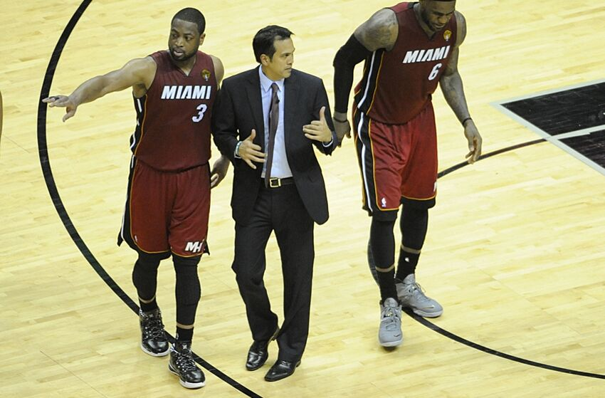 188154a9c9f Report  Miami Heat To Put Full-Court Press On LeBron James - Factory ...