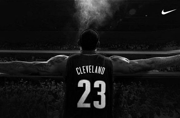 3d6a94860ce The new LeBron James mural was approved by the City of Cleveland on Friday  afternoon.