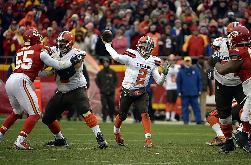 Cleveland Browns: Must Play A Full Game To Win
